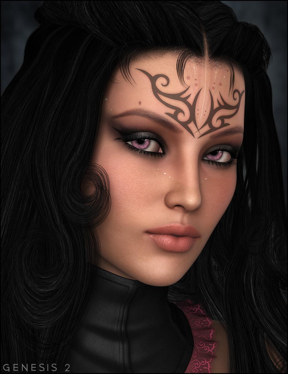Nitara by: CountessJessaii, 3D Models by Daz 3D