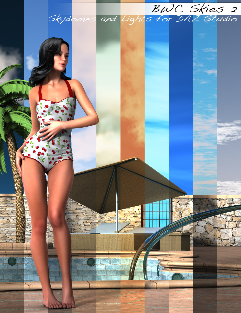BWC Skies 2 by: Sedor, 3D Models by Daz 3D