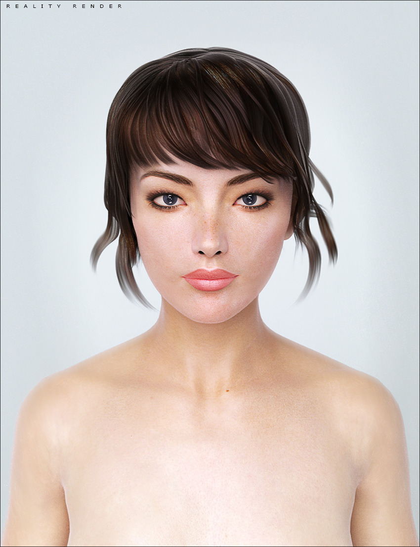 Miu Zen for Victoria 6 by: SHIFTING IMAGES, 3D Models by Daz 3D