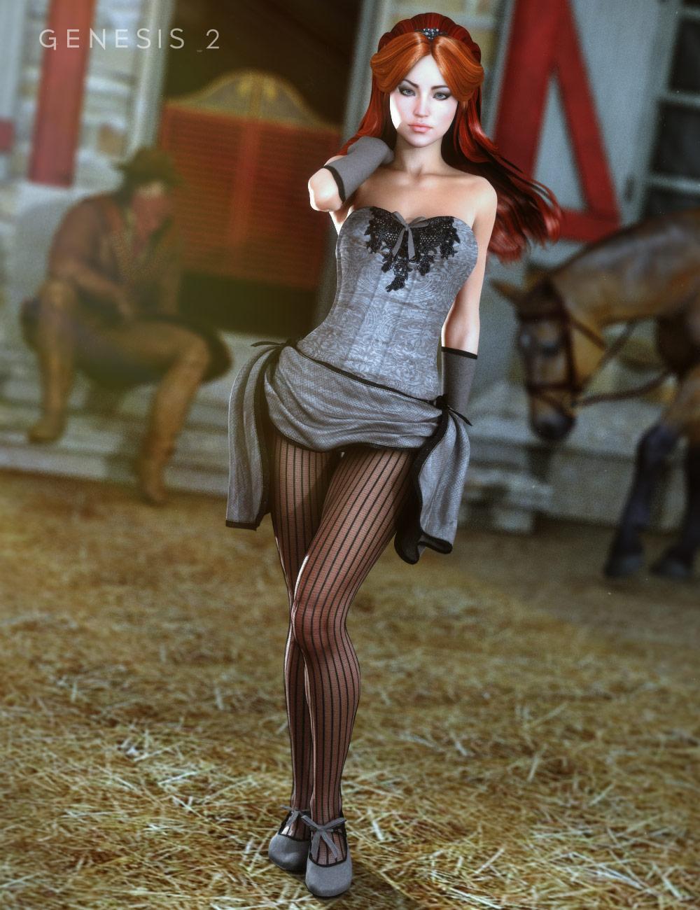 Heartbeat for Genesis 2 Female(s) by: 3DLustSarsa, 3D Models by Daz 3D