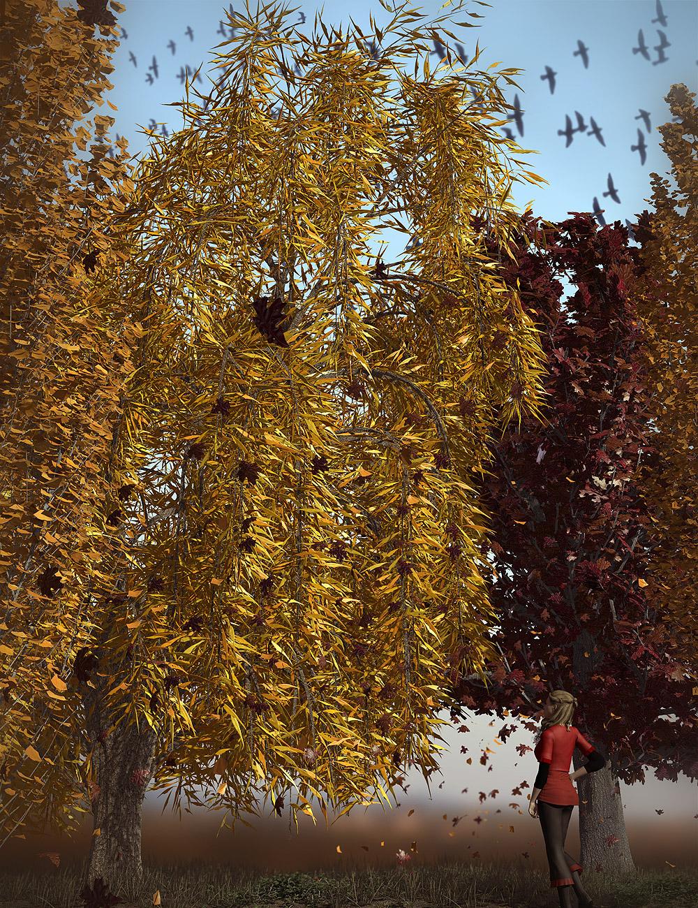 Orestes Trees Vol. 1 by: Orestes Graphics, 3D Models by Daz 3D