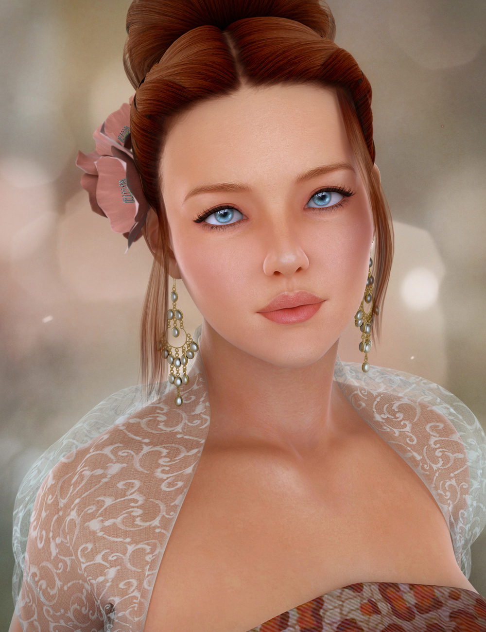 Marguerite by: addy, 3D Models by Daz 3D
