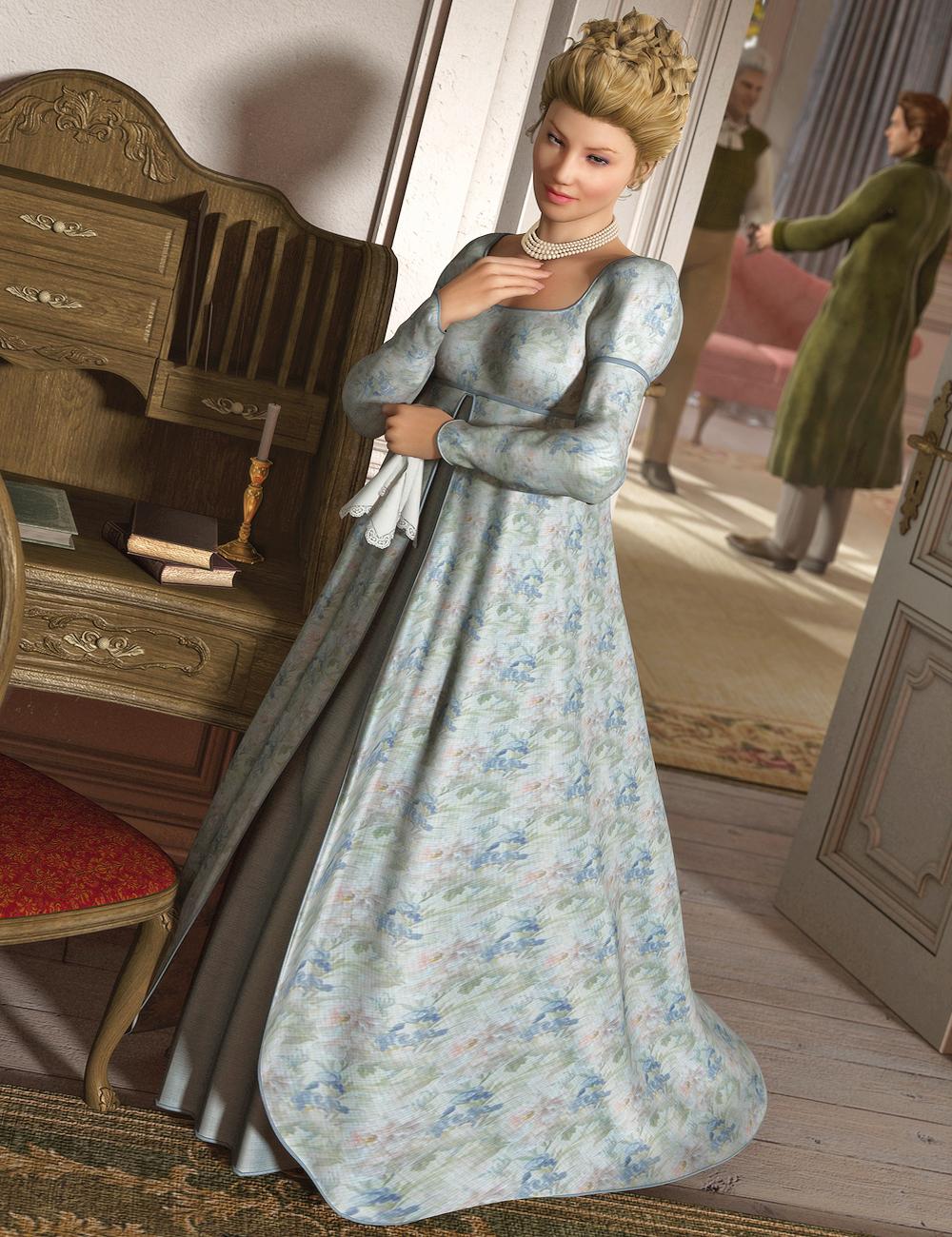 Sensibility for Genesis 2 Female(s) by: Ravenhair, 3D Models by Daz 3D
