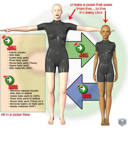 Injection Magic by: 3D Universe, 3D Models by Daz 3D