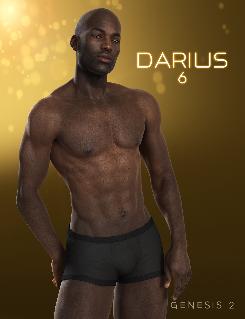 Darius 6 by: , 3D Models by Daz 3D