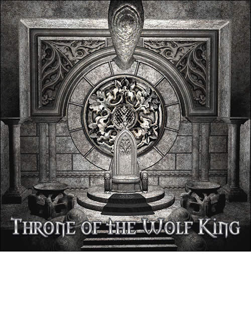 Throne of the Wolfking by: , 3D Models by Daz 3D