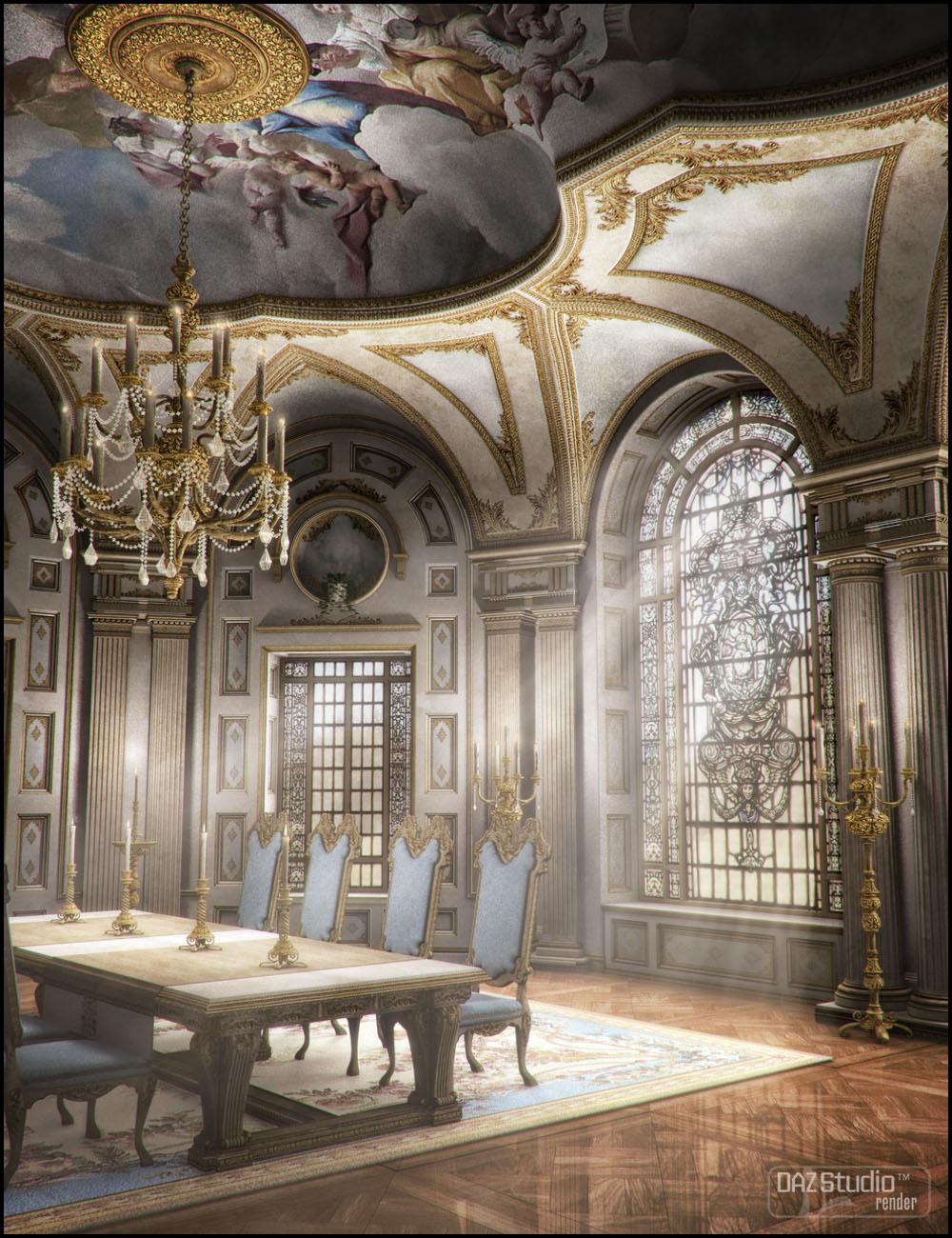 Celebrations for Baroque Grandeur by: Jack Tomalin, 3D Models by Daz 3D