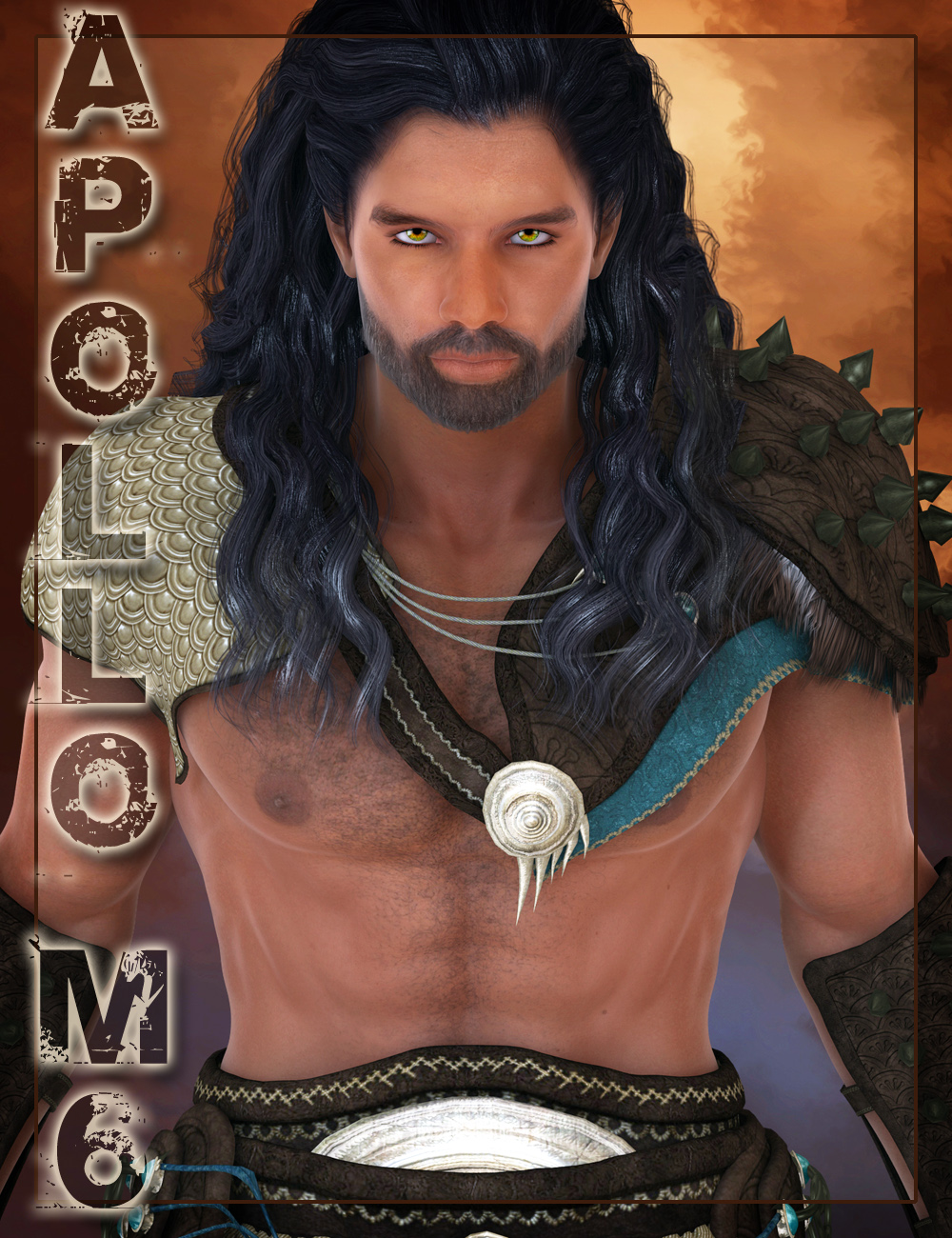 Apollo for Michael 6 by: gypsyangel, 3D Models by Daz 3D