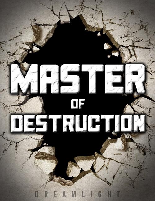 Master of Destruction by: Dreamlight, 3D Models by Daz 3D