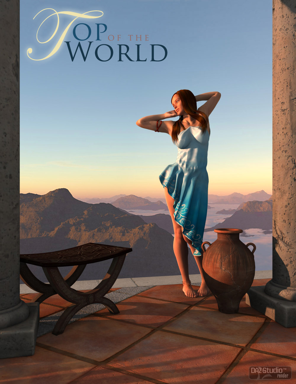 Top of the World by: bitwelder, 3D Models by Daz 3D