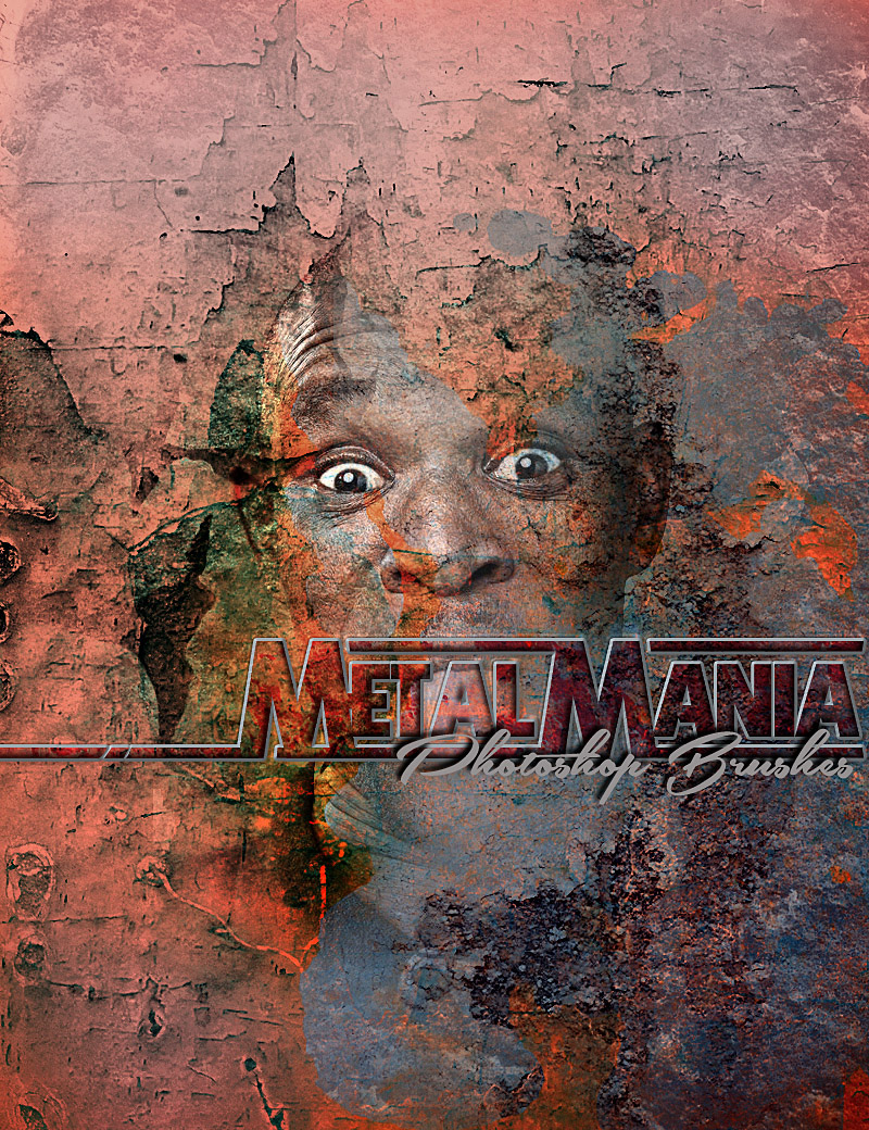 Metal Mania by: RajRaja, 3D Models by Daz 3D