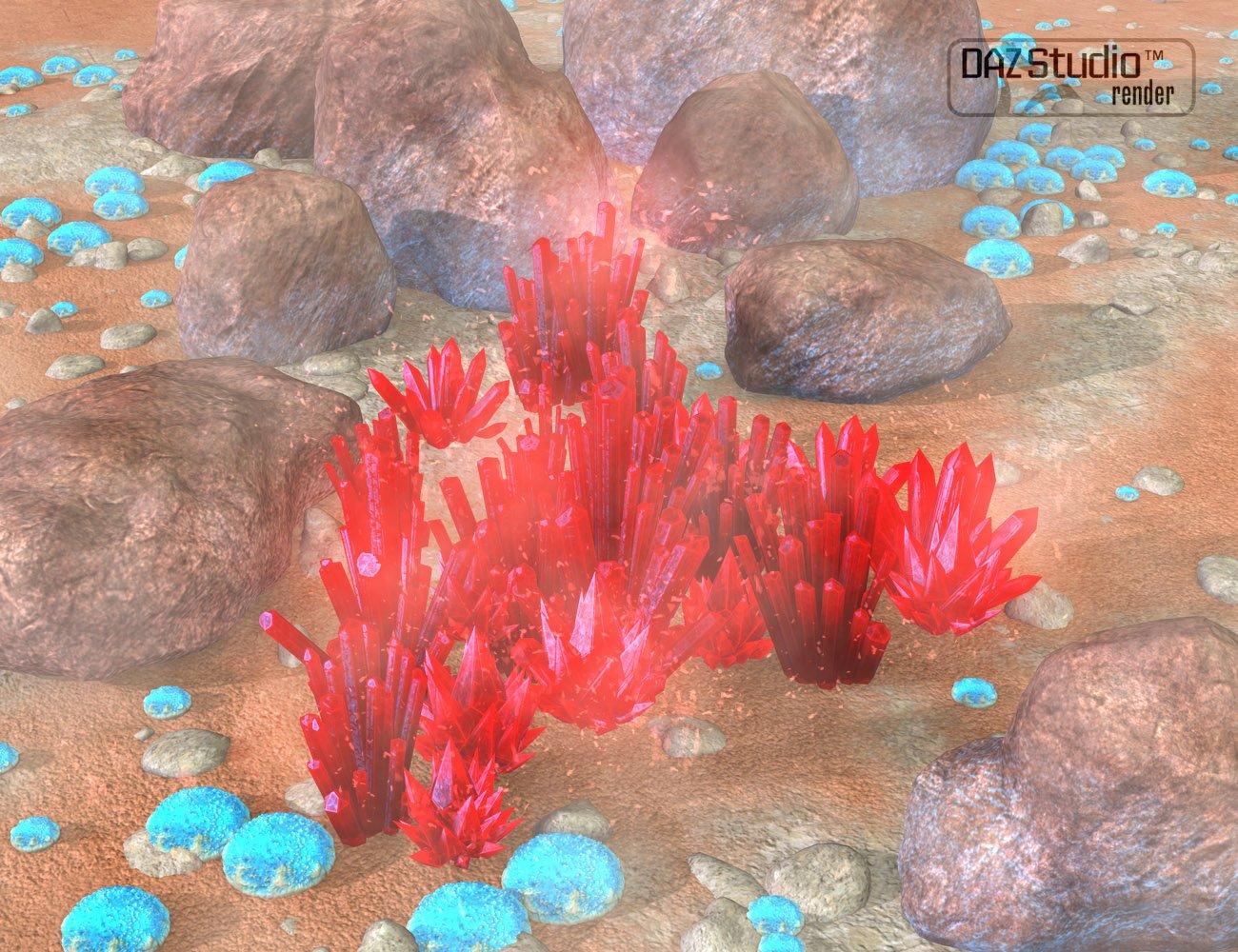 Space Stones by: petipet, 3D Models by Daz 3D