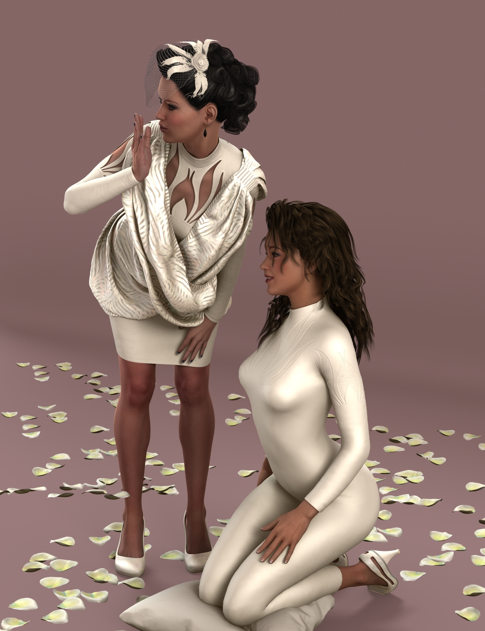 Runway Fashions by: Aave Nainen, 3D Models by Daz 3D
