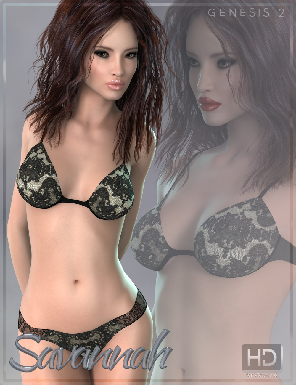 FW Savannah HD for Victoria 6 by: Fred Winkler Art, 3D Models by Daz 3D