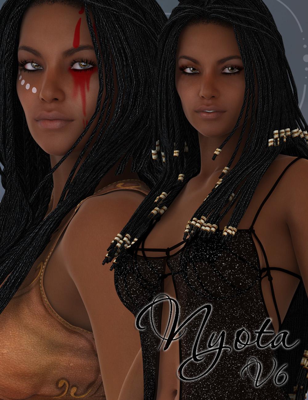 Nyota Victoria 6 by: gypsyangel, 3D Models by Daz 3D