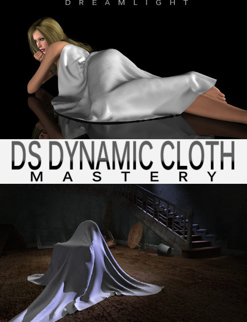 DS Dynamic Clothing Mastery by: Dreamlight, 3D Models by Daz 3D