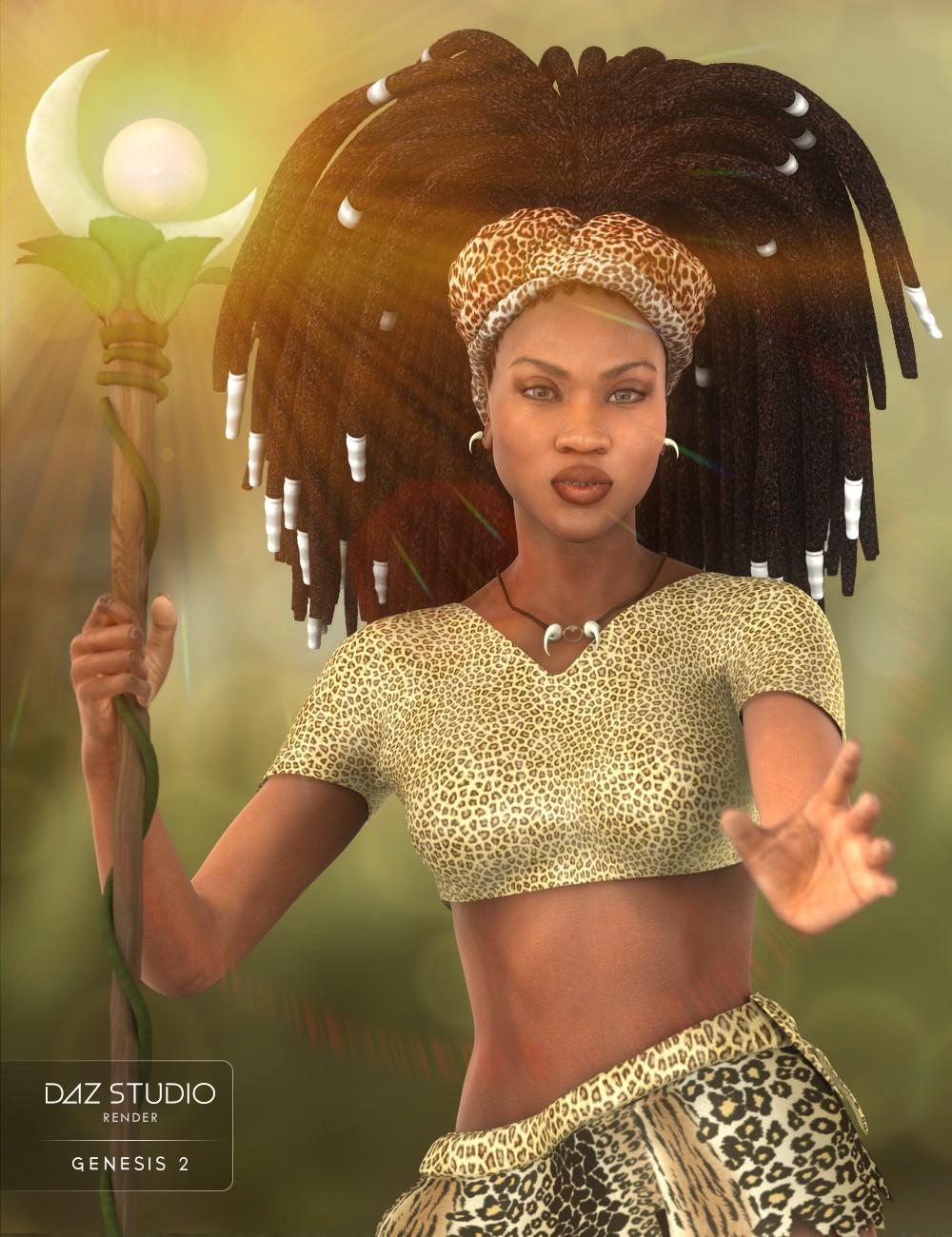 Fara Hair for Genesis 2 Female(s) by: 3D-GHDesign, 3D Models by Daz 3D