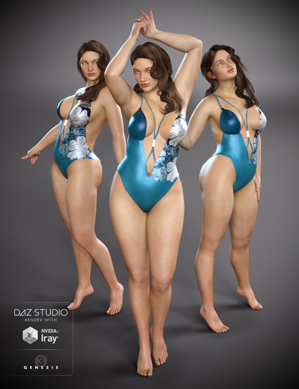 i13 Classic Hollywood Poses for Bethany 7 by: ironman13, 3D Models by Daz 3D