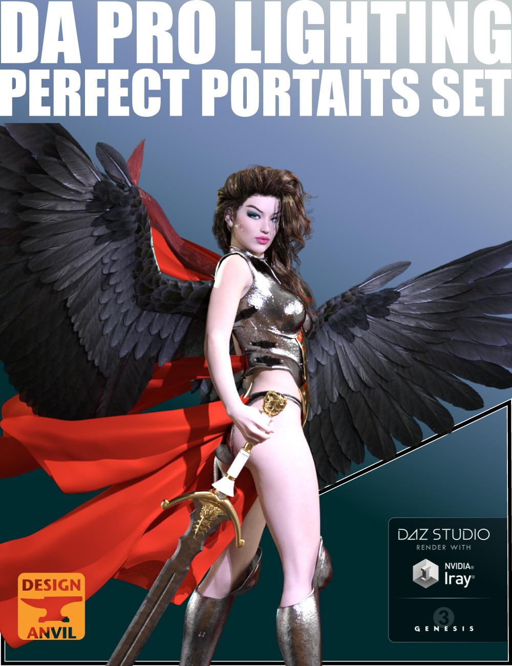 DA Pro Light Portrait Set by: Design Anvil, 3D Models by Daz 3D