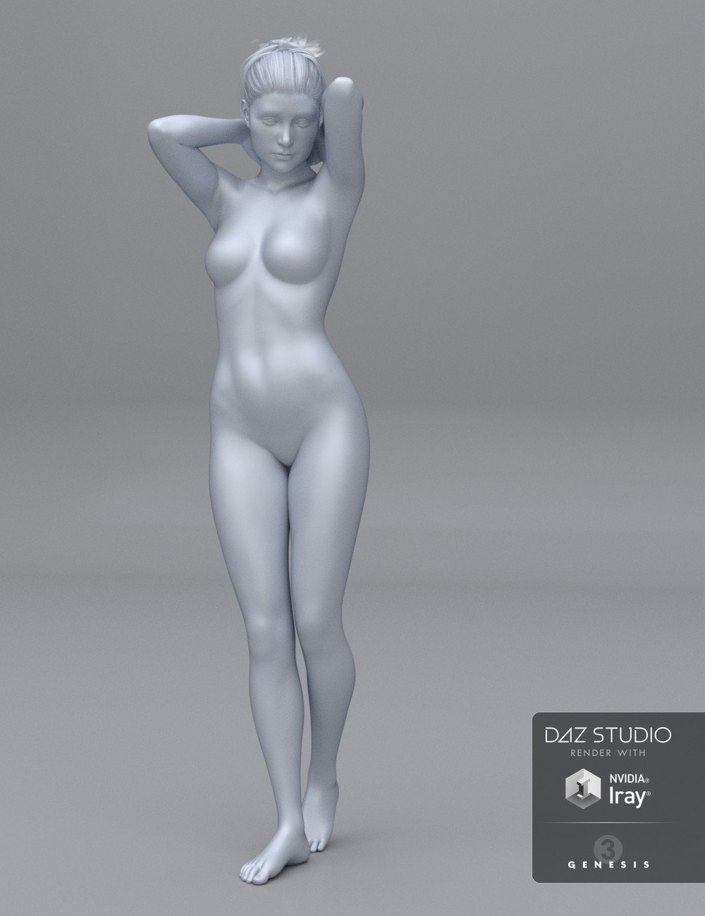 Lend Her Grace Poses for Genesis 3 Female(s) by: Khory, 3D Models by Daz 3D