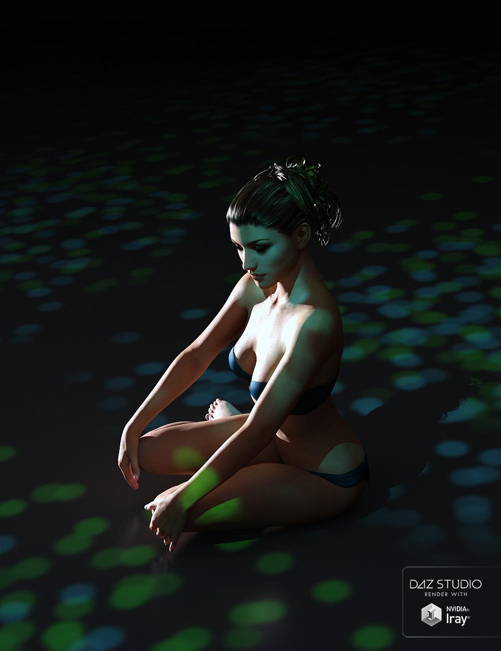 Gobo Lights for DAZ Studio Iray by: ForbiddenWhispers, 3D Models by Daz 3D
