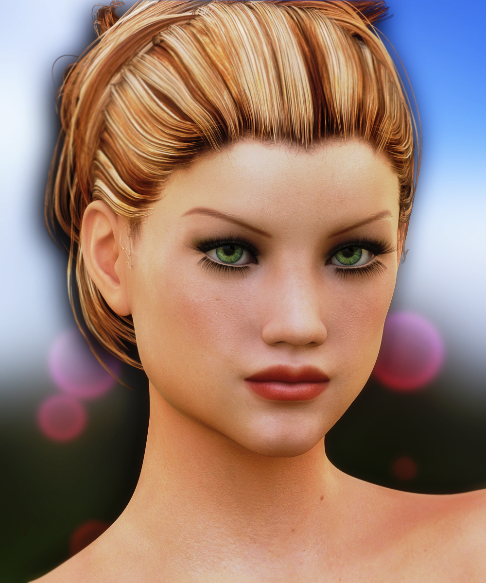 Aniston for Genesis 3 Female(s) by: 3DSublimeProductions, 3D Models by Daz 3D