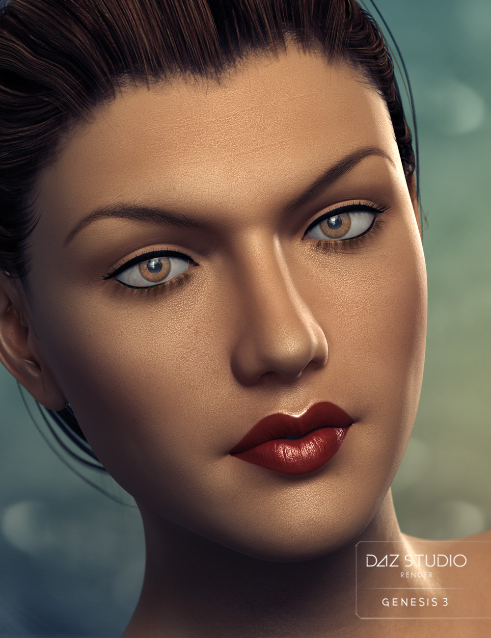 Awesome Eyes Genesis 3 Female by: ForbiddenWhispers, 3D Models by Daz 3D