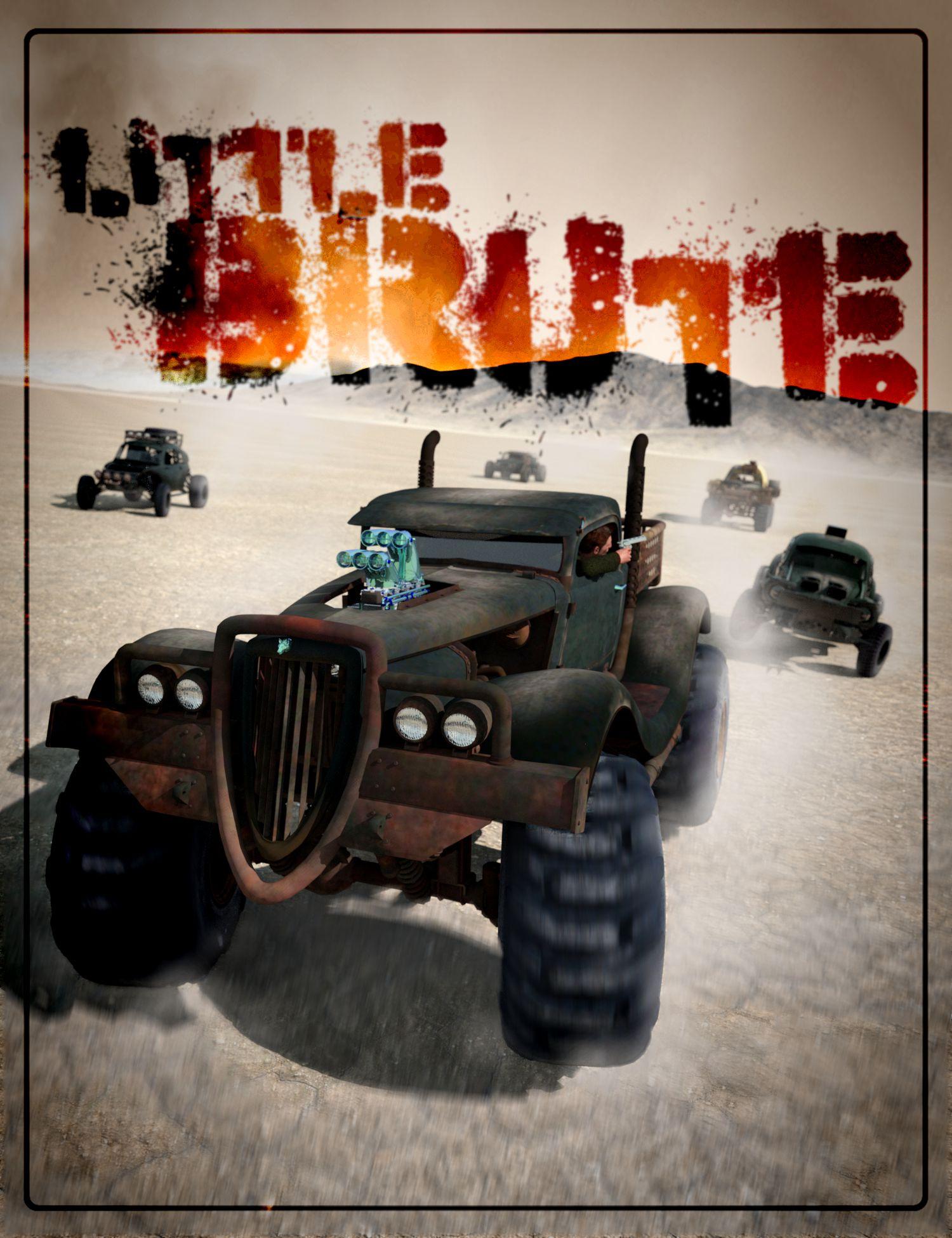 Little Brute by: DzFire, 3D Models by Daz 3D
