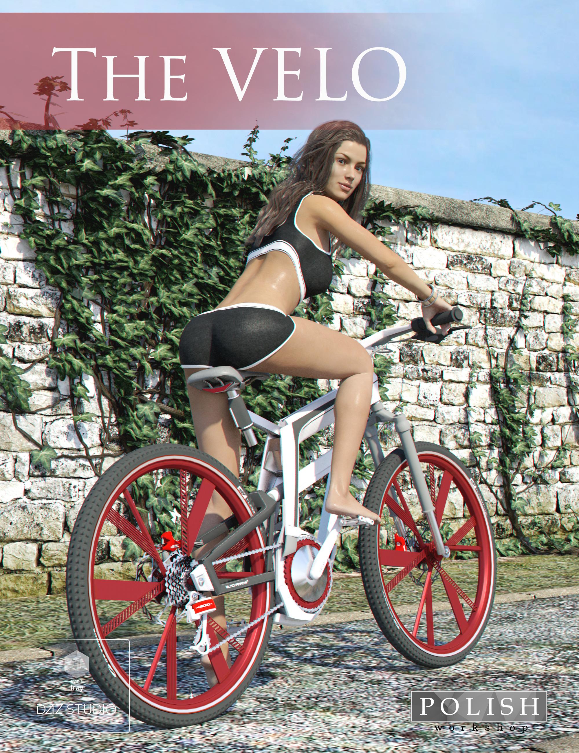 The Velo by: Polish, 3D Models by Daz 3D