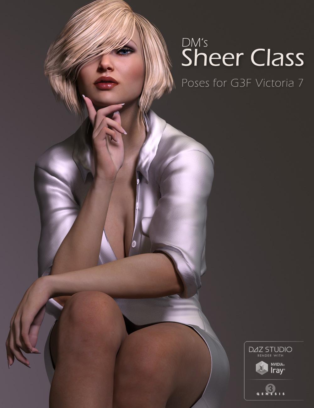 DM's Sheer Class by: marfornoDanie, 3D Models by Daz 3D