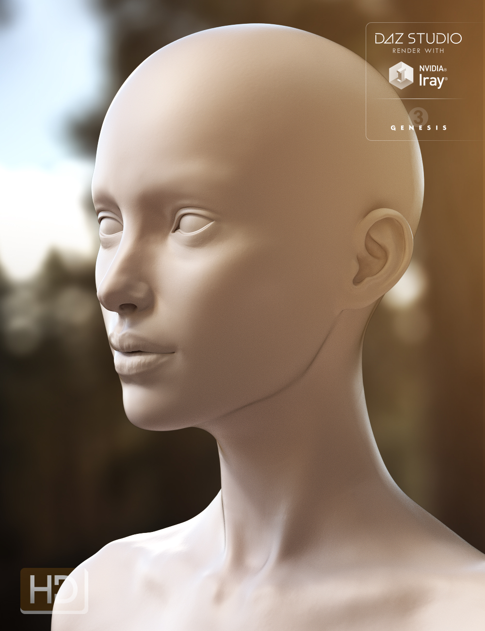 Arabella 7 HD Add-On by: , 3D Models by Daz 3D