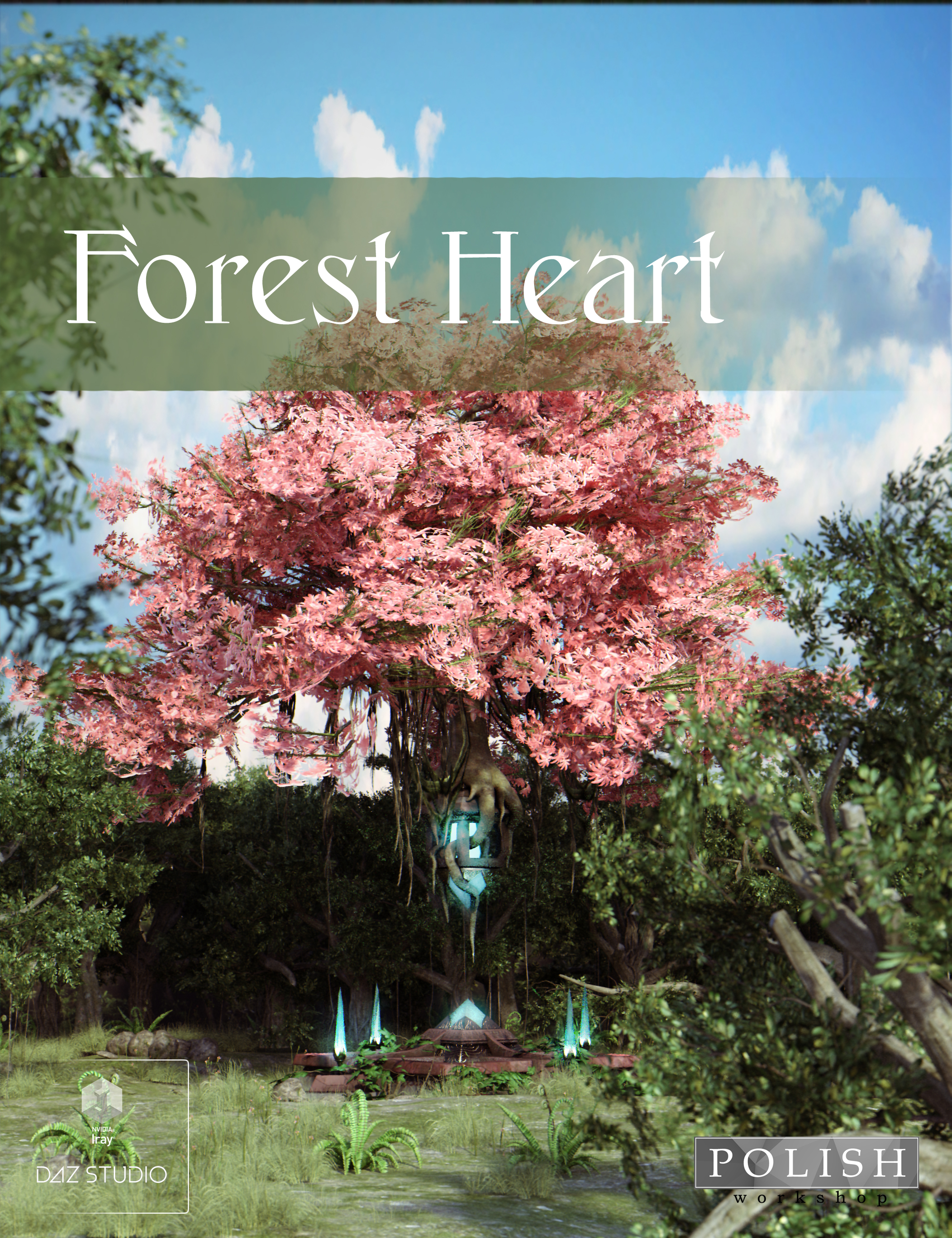 Forest Heart by: Polish, 3D Models by Daz 3D