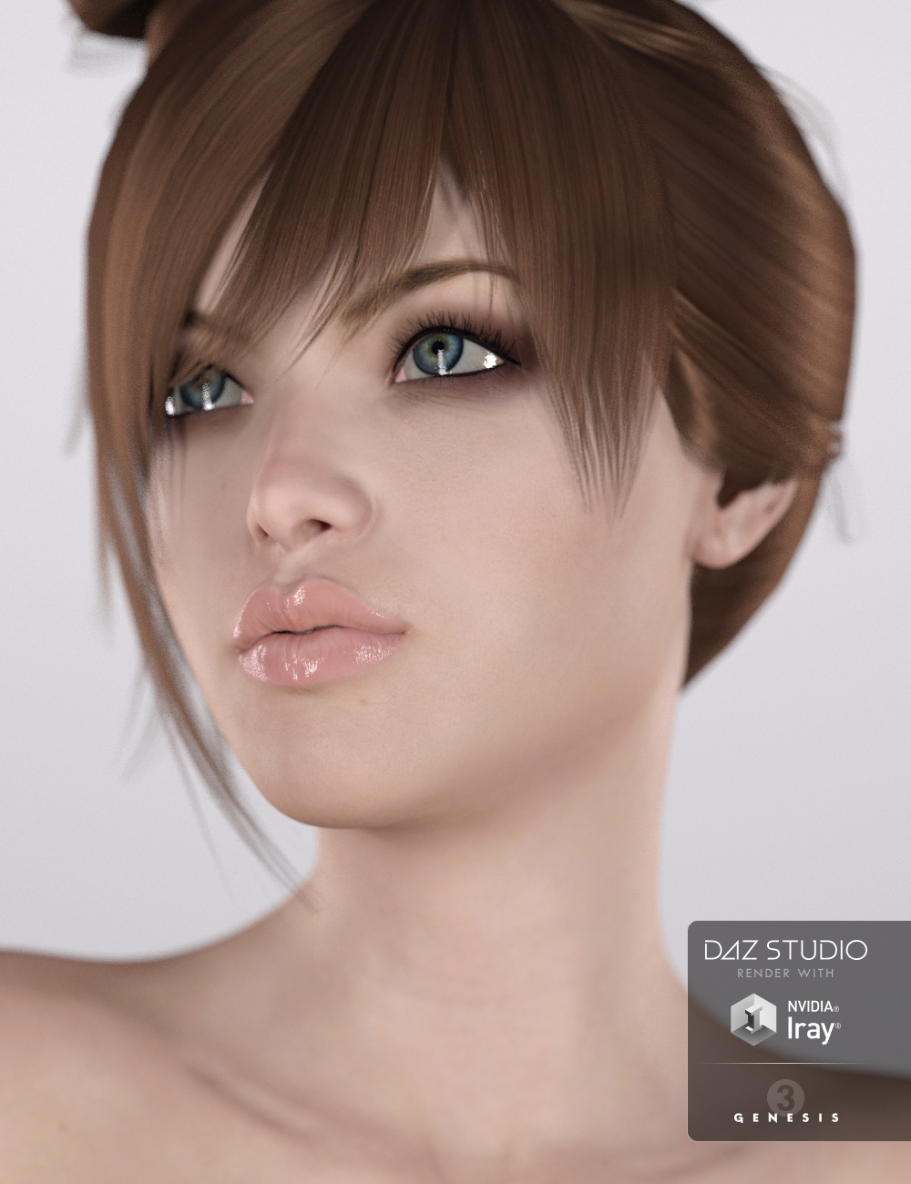 Human Essentials for Iray by: VincentXyooj, 3D Models by Daz 3D