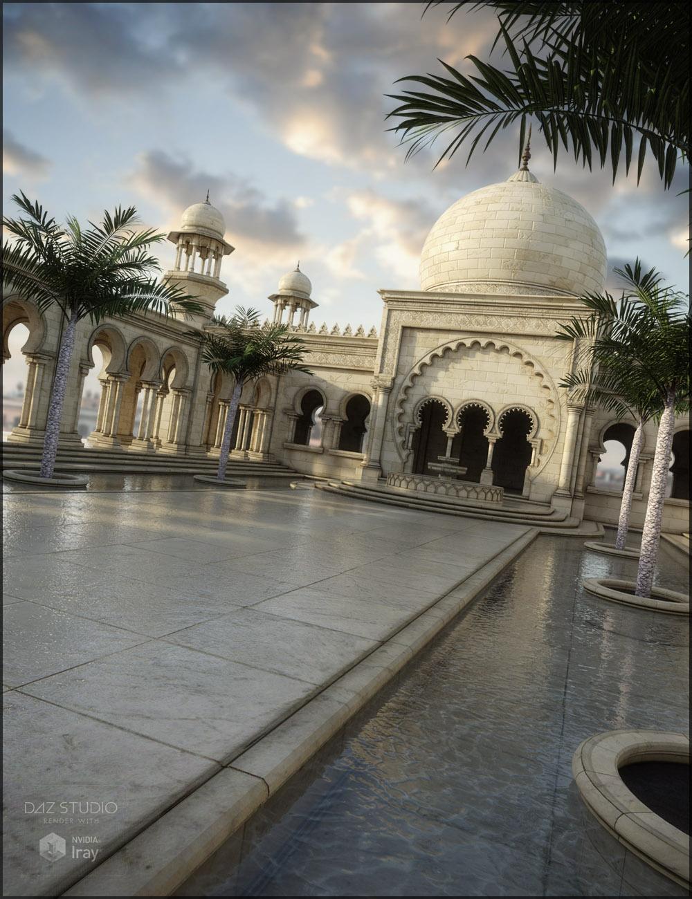 Saba'a AlKair Iray by: Jack Tomalin, 3D Models by Daz 3D