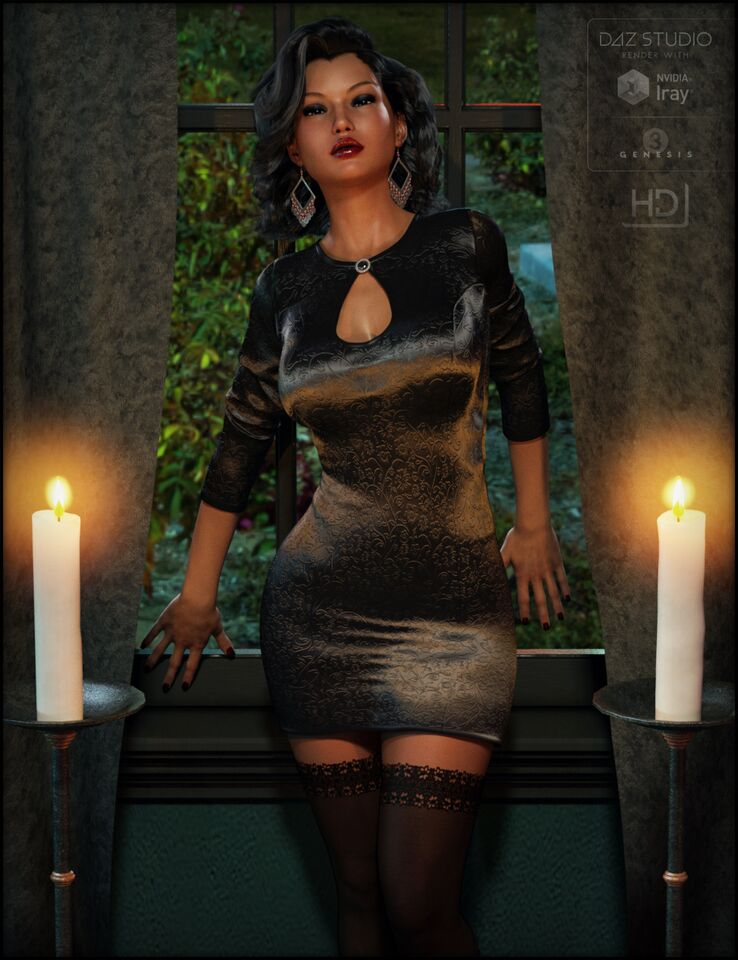 Keyhole Style for Genesis 3 Female(s) by: Fisty & Darc, 3D Models by Daz 3D