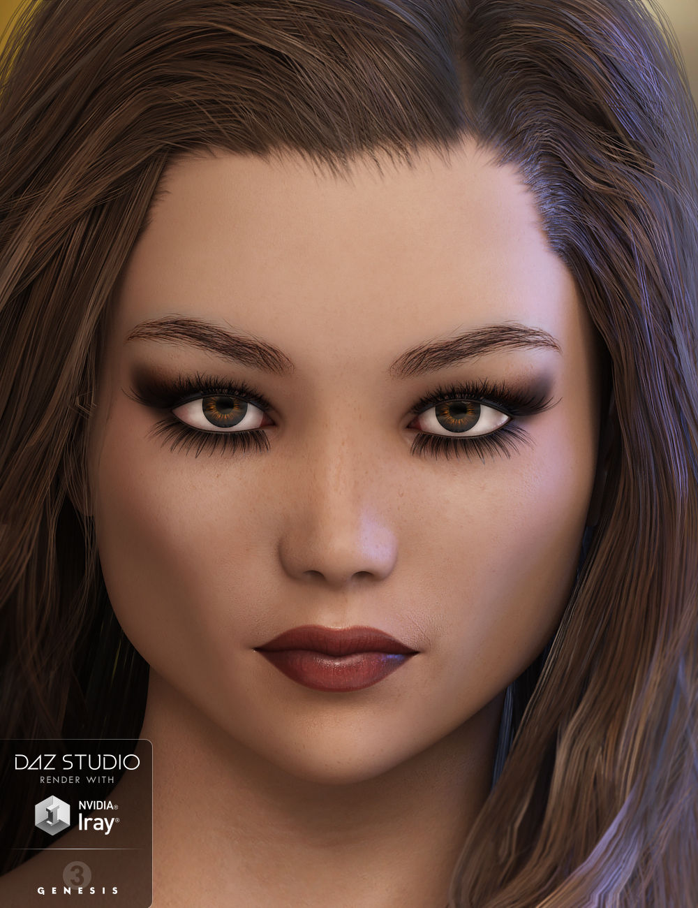 Lorilynn for Genesis 3 Female by: WildDesigns3DSublimeProductions, 3D Models by Daz 3D