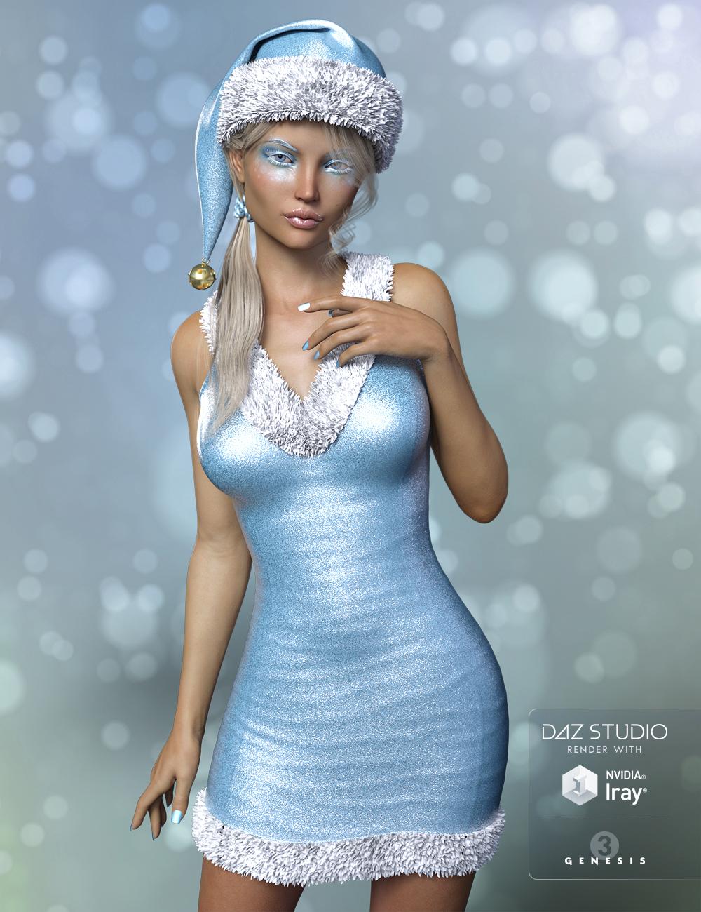 FWSA Yulia HD for Victoria 7 by: Fred Winkler ArtSabby, 3D Models by Daz 3D