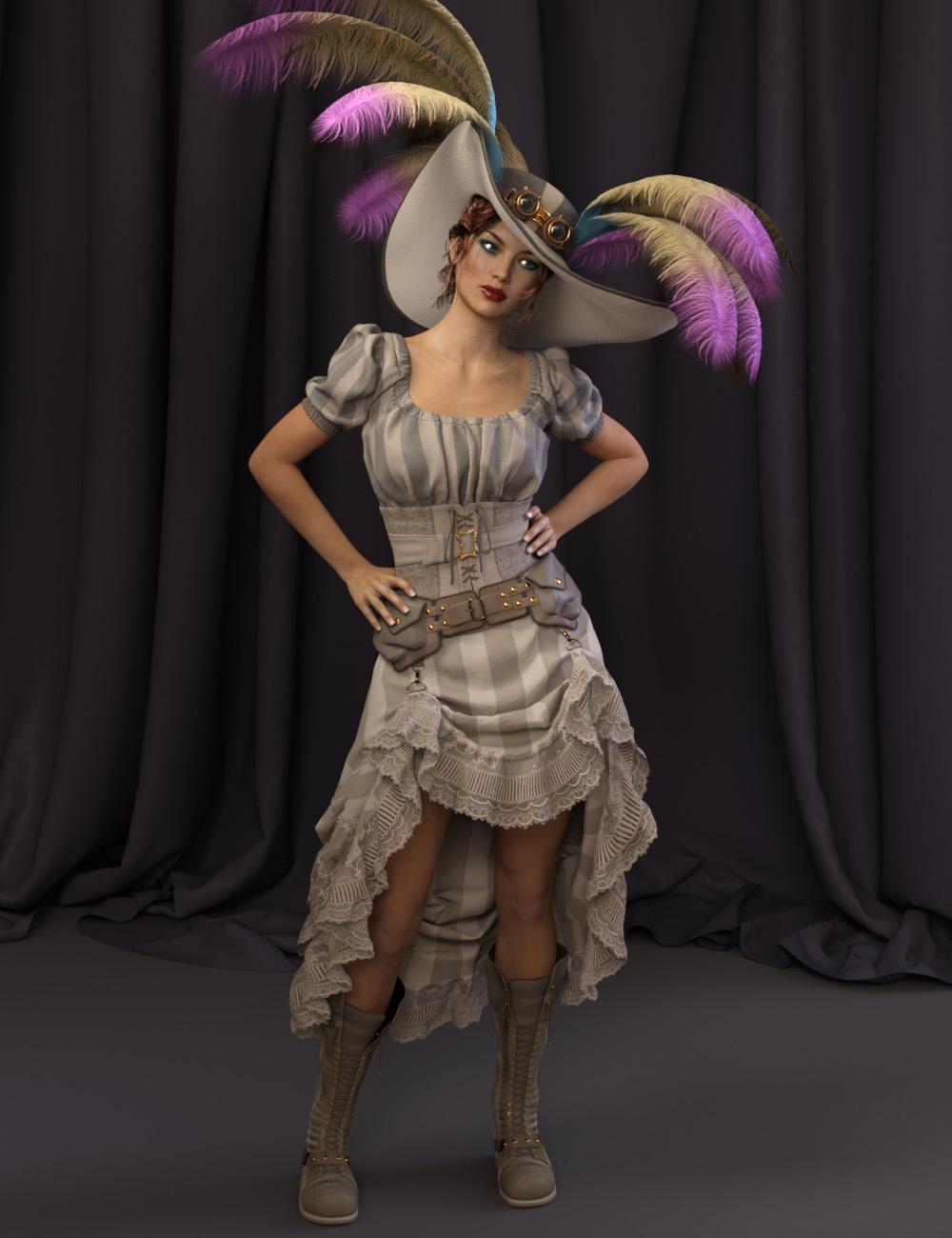 Watch My Charm for Genesis 3 Female(s) by: zoro_d, 3D Models by Daz 3D