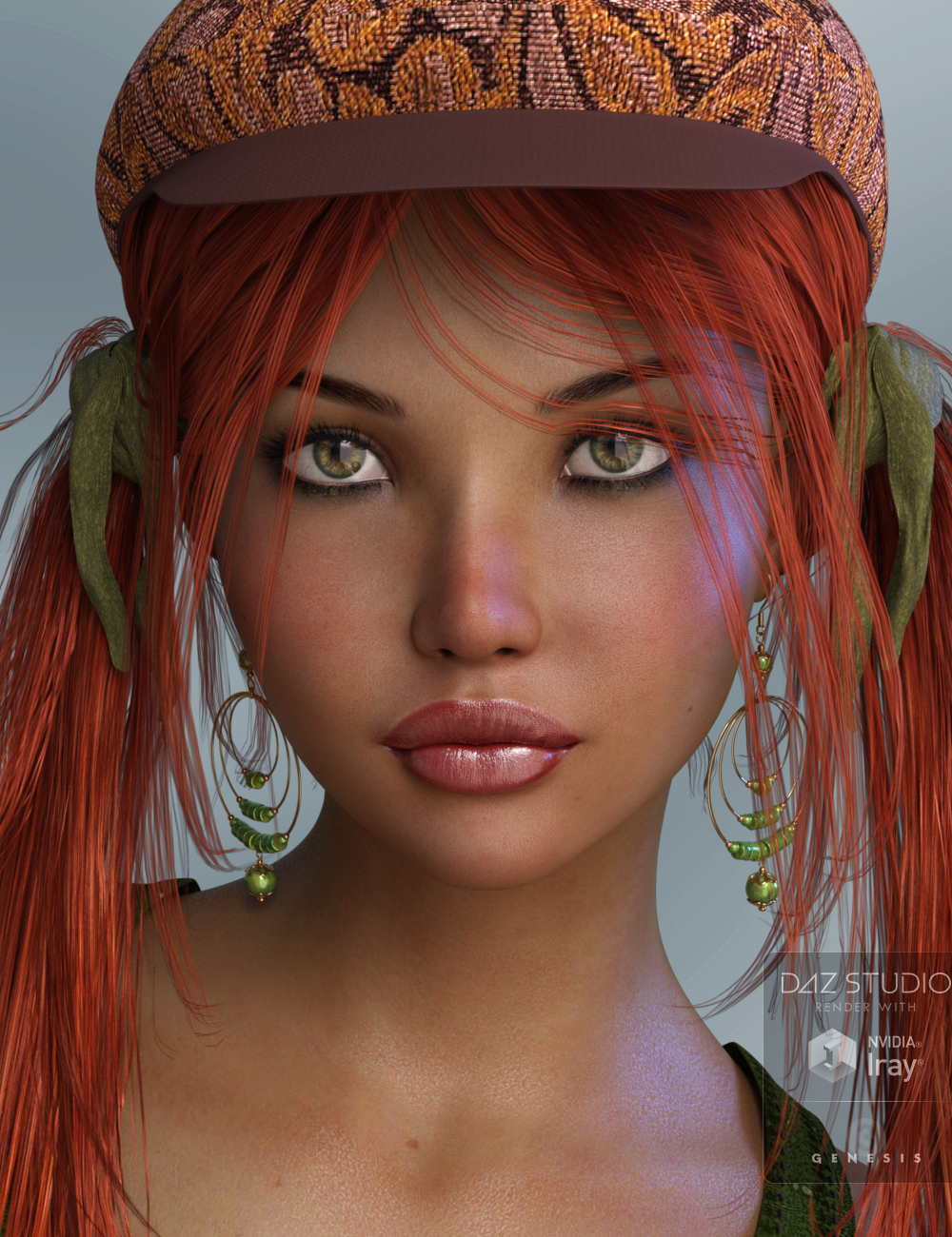 P3D Desire by: P3Design, 3D Models by Daz 3D