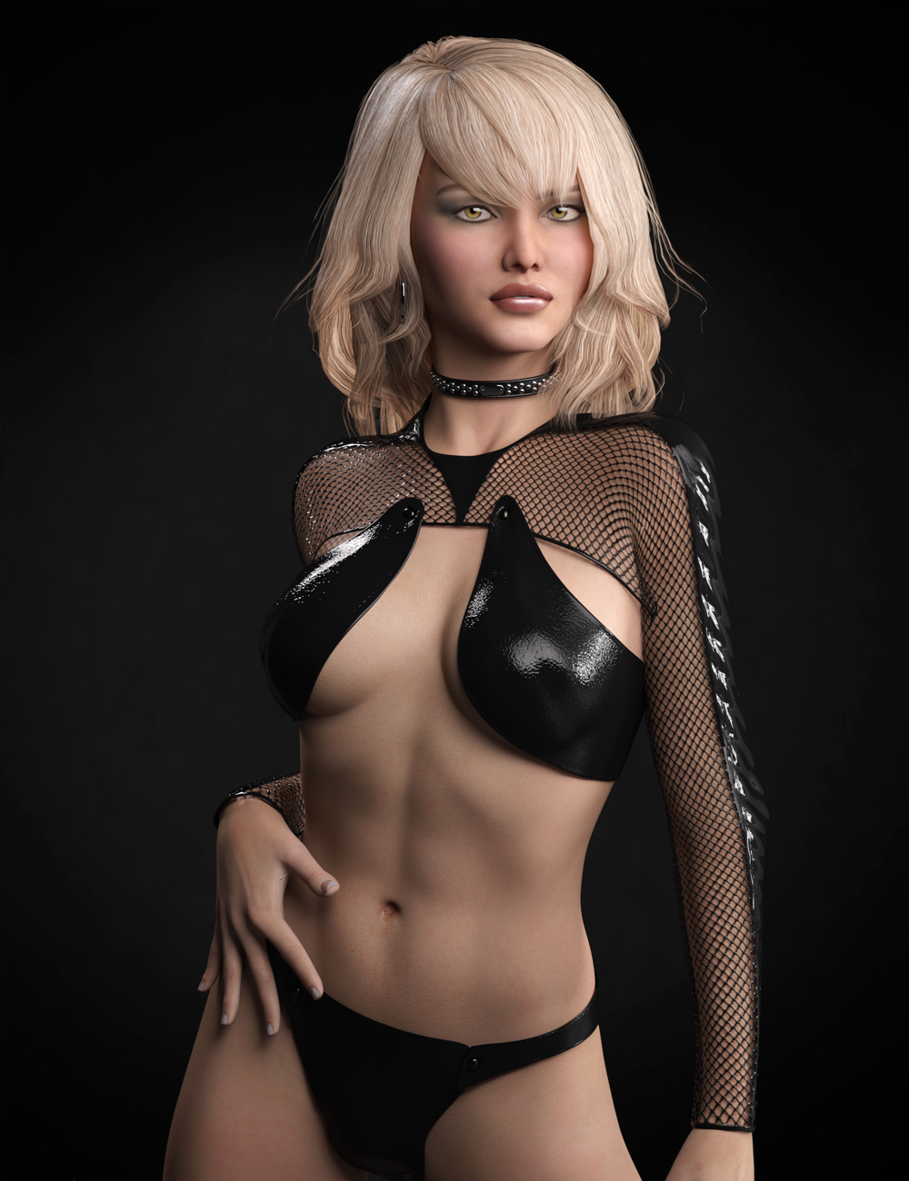 LY Amorette by: Lyoness, 3D Models by Daz 3D