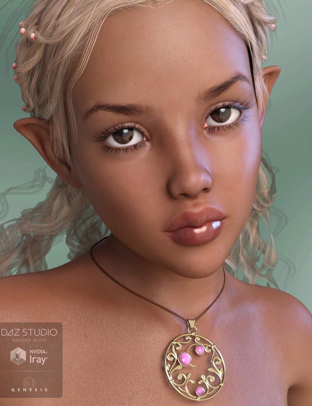 P3D Caro by: P3Design, 3D Models by Daz 3D