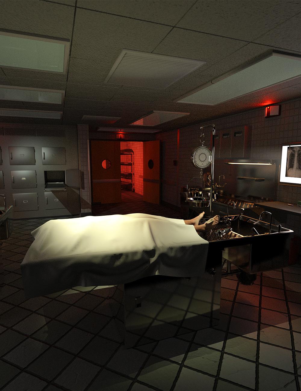 Autopsy by: The AntFarm, 3D Models by Daz 3D