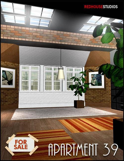 Apartment 39 by: , 3D Models by Daz 3D