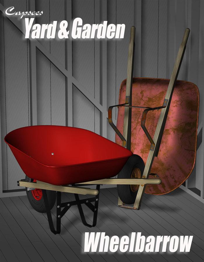 Yard and Garden - Wheelbarrow