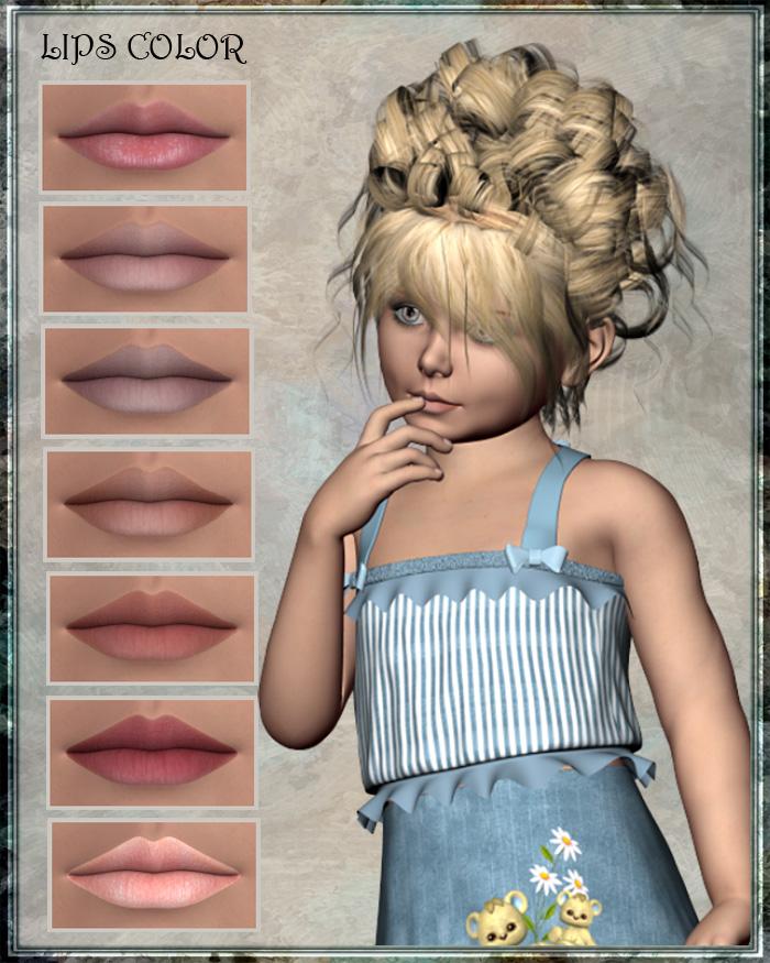Kimberly K4 by: LadyFayMia 3D DesignRuntimeDNA, 3D Models by Daz 3D