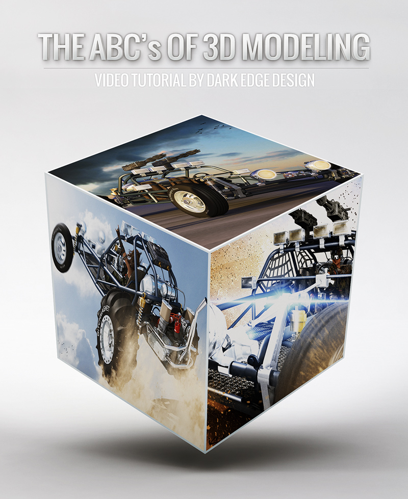 The ABC's Of 3D Modeling by: DarkEdgeDesignRuntimeDNA, 3D Models by Daz 3D