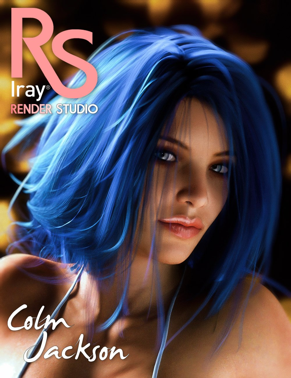 Render Studio Iray by: Colm Jackson, 3D Models by Daz 3D