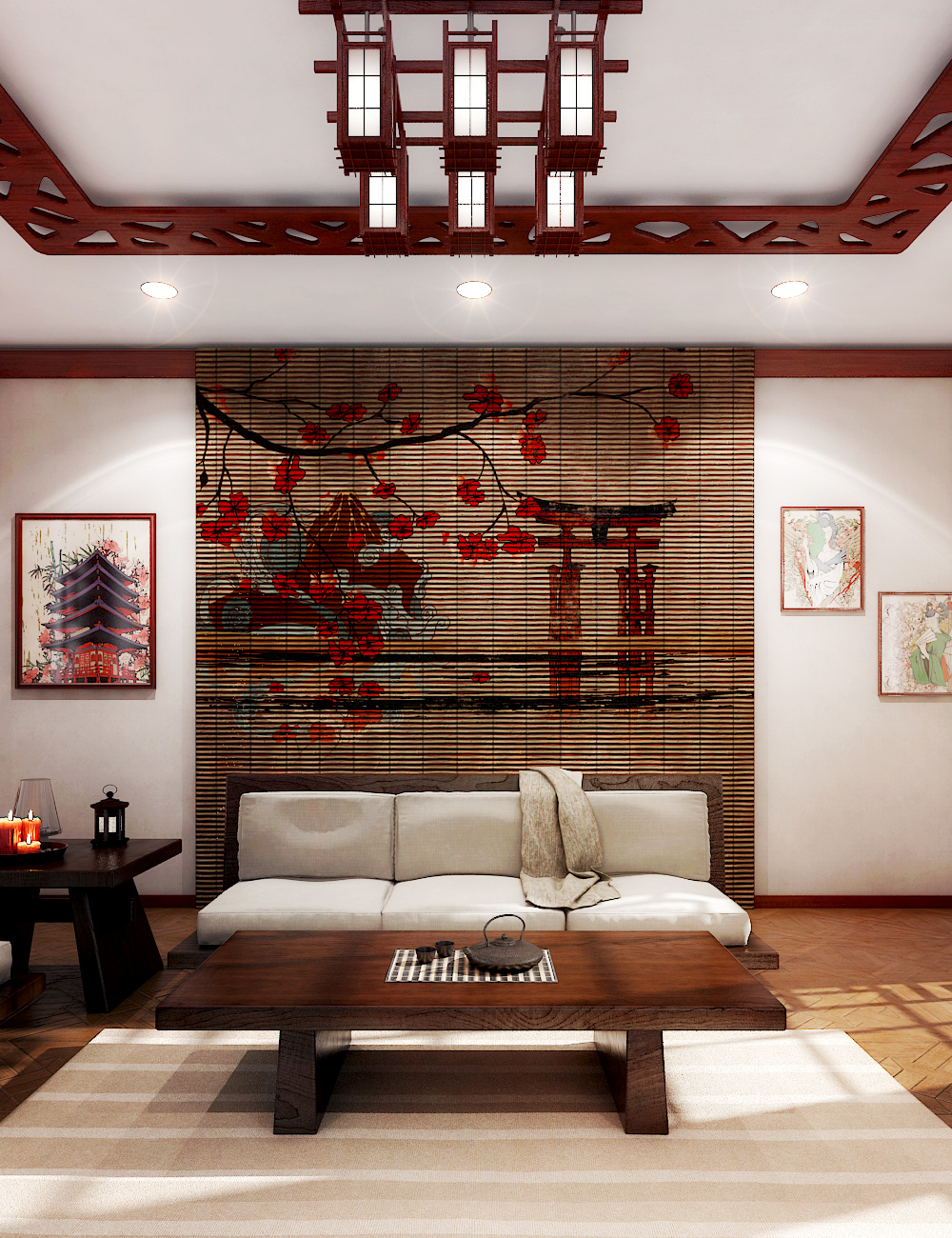Tokyo Living by: , 3D Models by Daz 3D