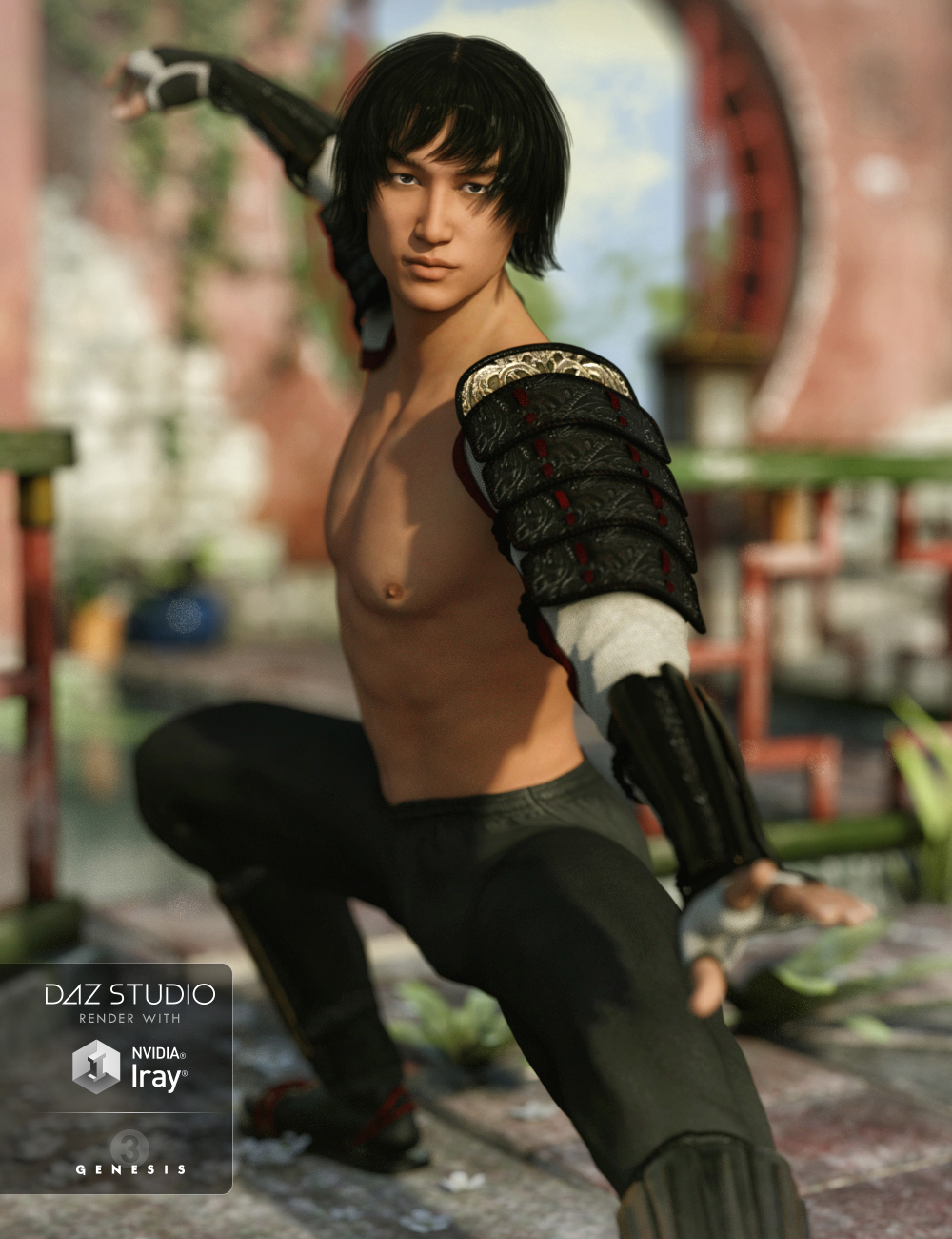 Shen for Lee 7 by: Jessaii, 3D Models by Daz 3D
