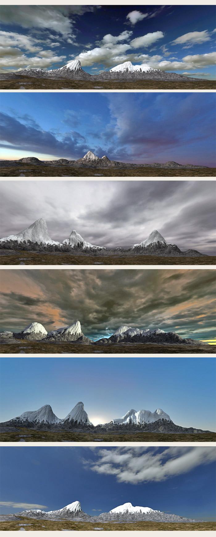 TerraDome Expansion 1 - Ancient Worlds: Celtic Mists by: Colm JacksonRuntimeDNASyydTraveler, 3D Models by Daz 3D